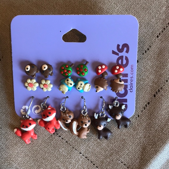 Claire S Accessories Claires Kids Earrings Poshmark